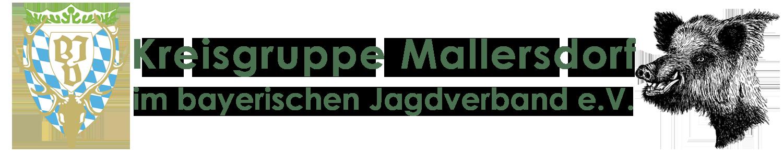 BJV KG Mallersdorf